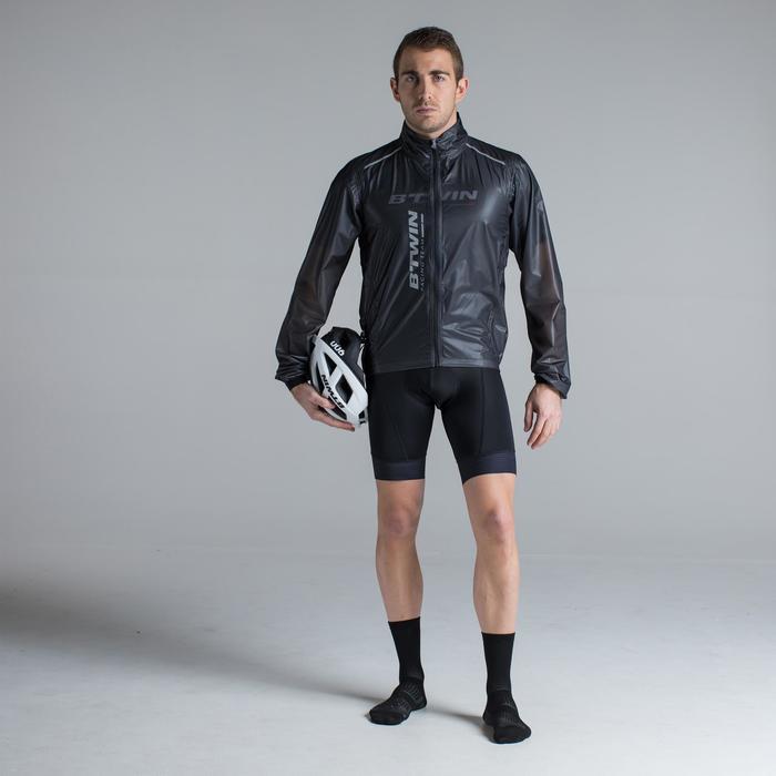 Fietsregenjas ultralight racefiets voor heren