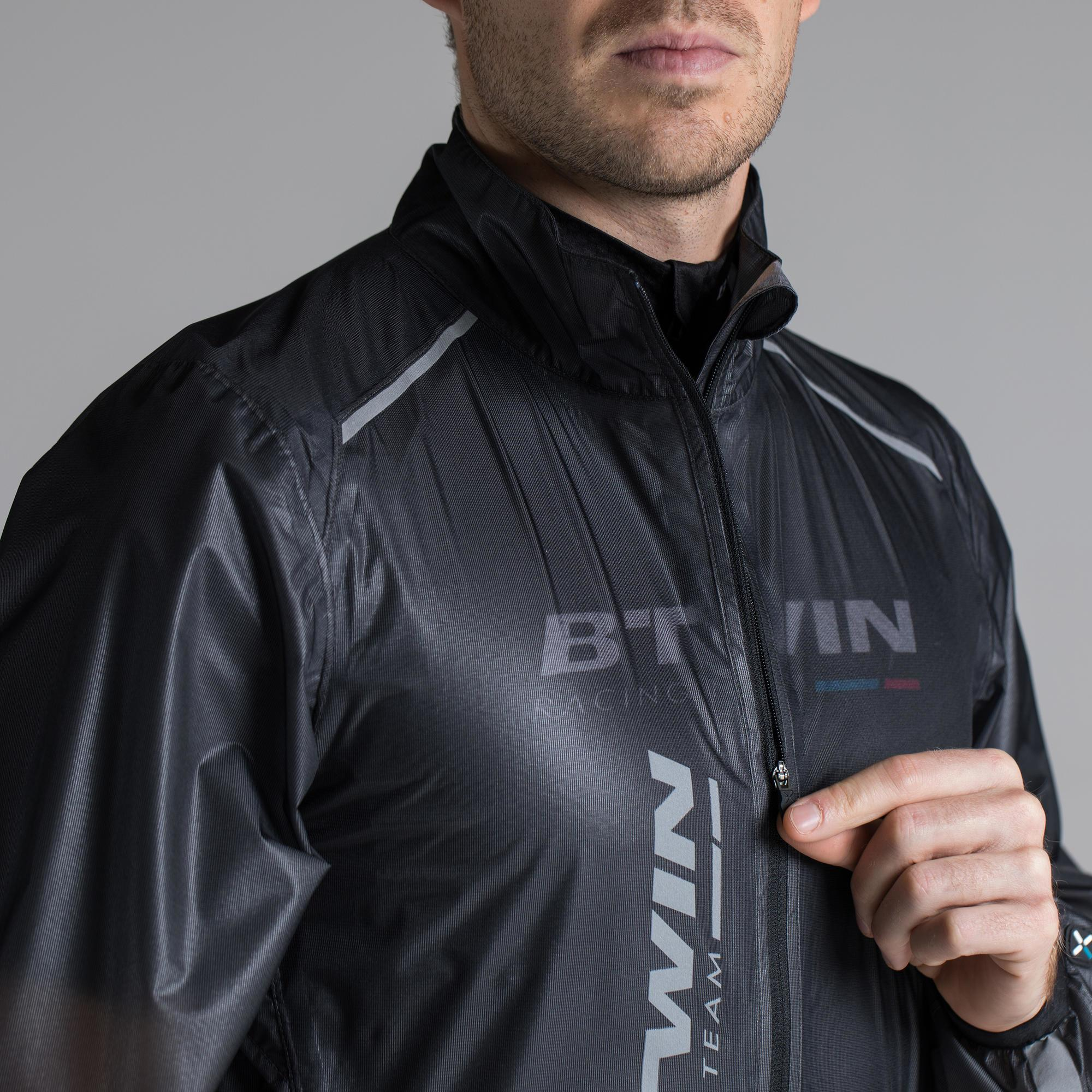 Coupe pluie homme velo