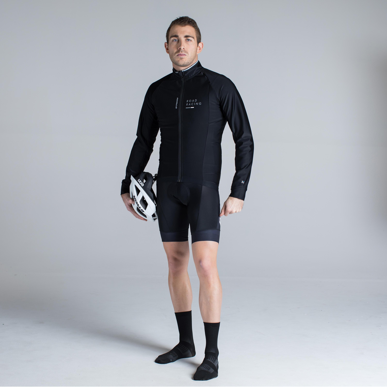 Light 900 Cycling Jacket - Black