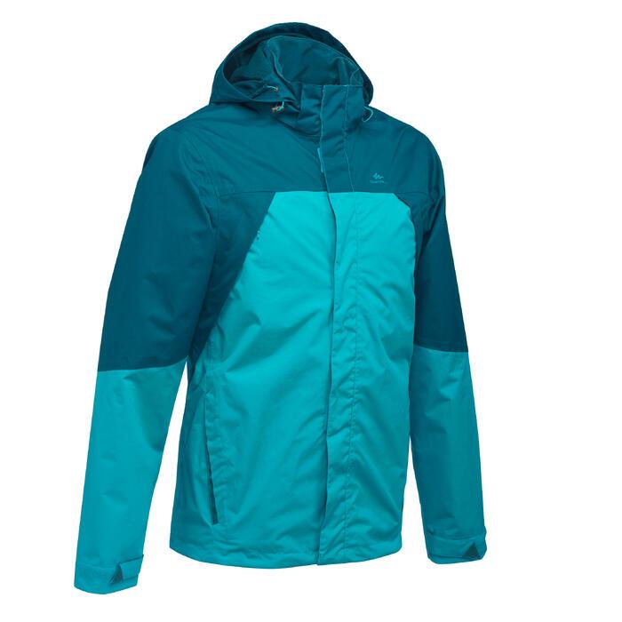 Veste pluie randonnée montagne  MH100 imperméable homme - 1316095