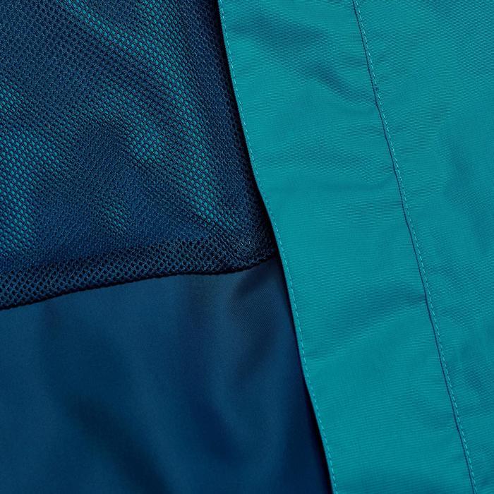 Waterdichte wandeljas MH100 voor heren blauw
