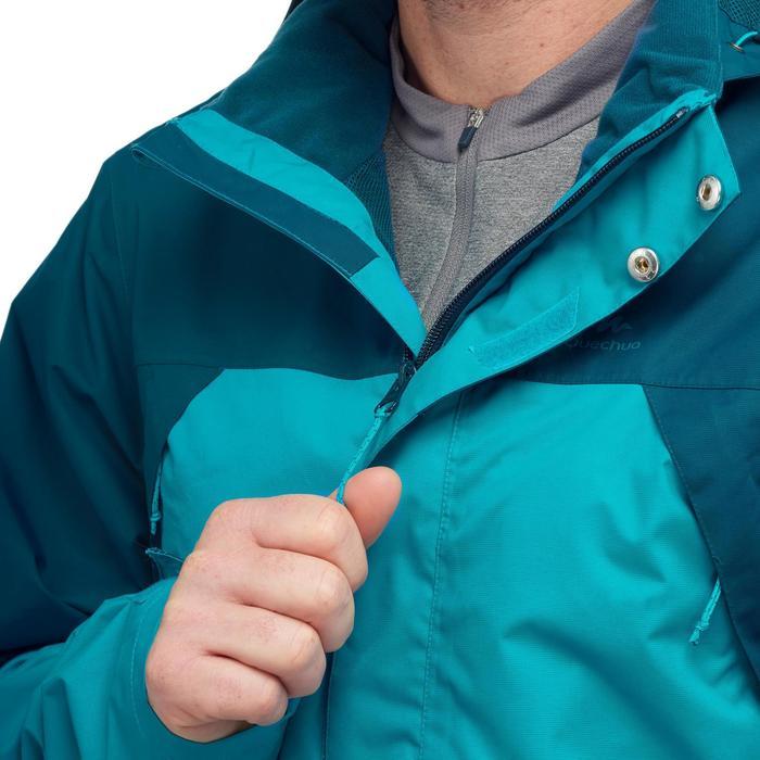 Veste pluie randonnée montagne  MH100 imperméable homme - 1316127
