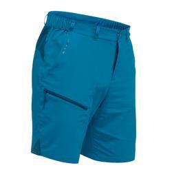 MH100 Men's Mountain Hiking Shorts - Blue