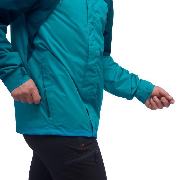 Veste pluie randonnée montagne  MH100 imperméable homme - 1316144