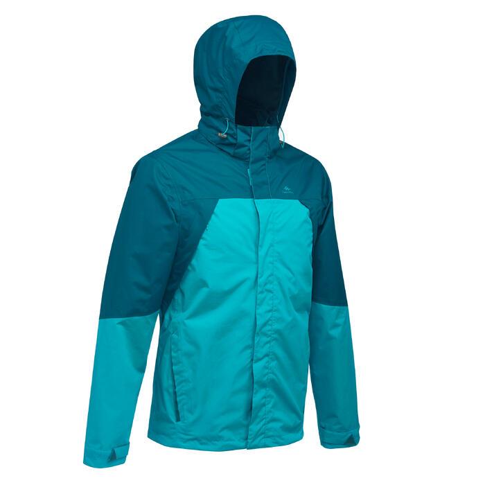 Veste pluie randonnée montagne  MH100 imperméable homme - 1316154