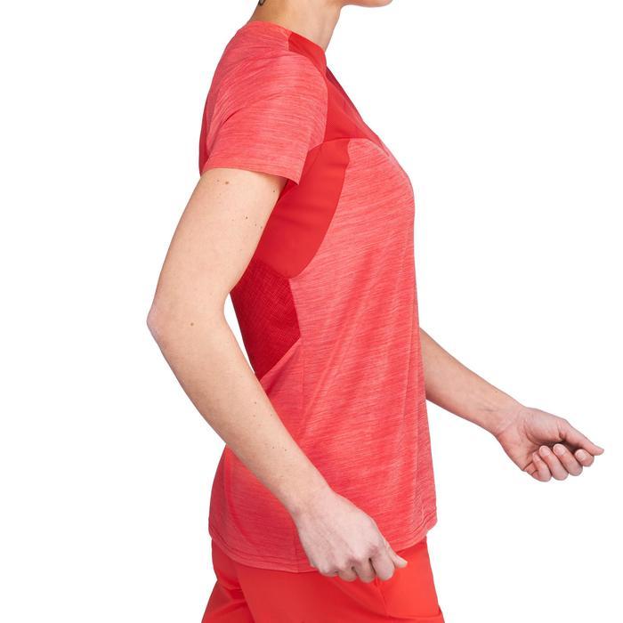 T-shirt de randonnée rapide Femme FH500 Helium - 1316173