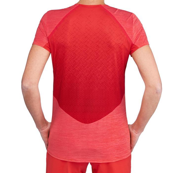 T-shirt de randonnée rapide Femme FH500 Helium - 1316179