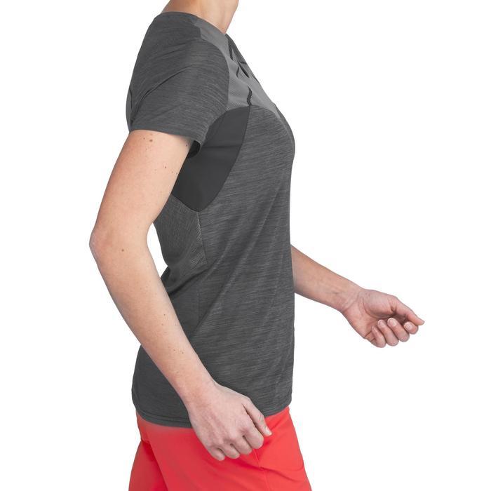 T-shirt de randonnée rapide Femme FH500 Helium - 1316182