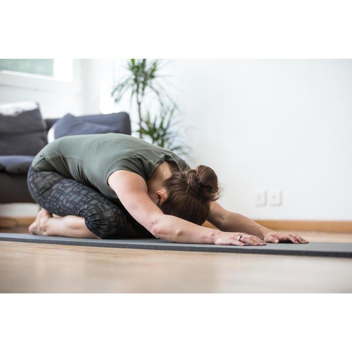 Corsario FIT+ 500 slim gimnasia y pilates mujer estampado azul