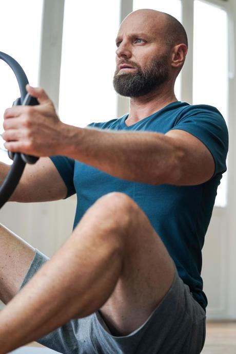 short de fitness pour homme