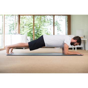 T-Shirt 520 regular col rond Gym & Pilates AOP homme - 1316324
