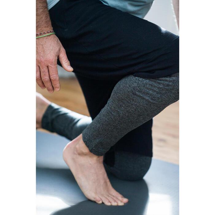 Pilates Tight 900 Gym & Pilates homme gris foncé - 1316333