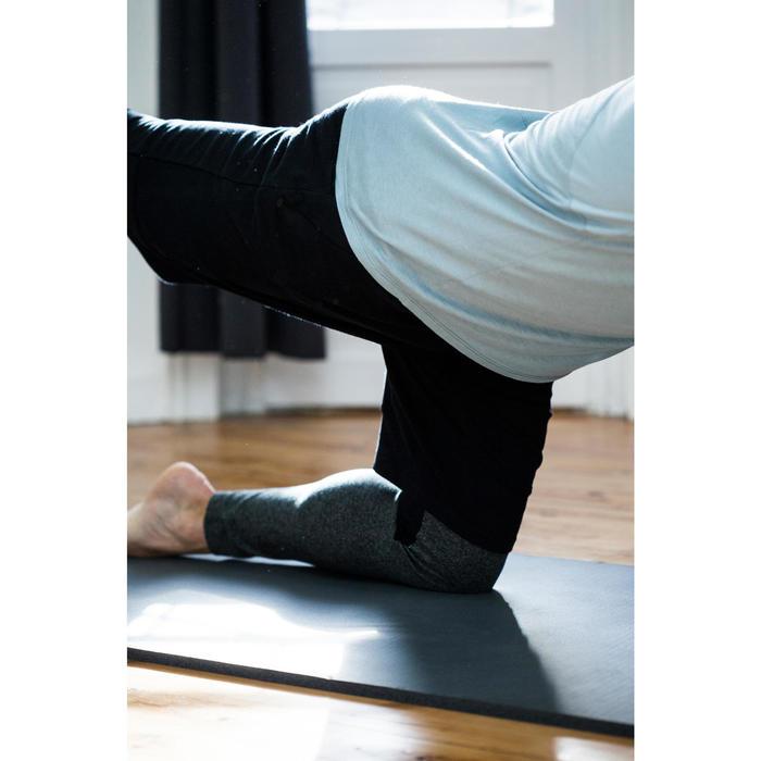 修身剪裁健身與皮拉提斯及膝短褲560 - 淺灰色