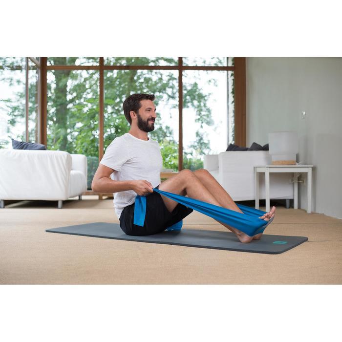 T-Shirt 520 regular col rond Gym & Pilates AOP homme - 1316401