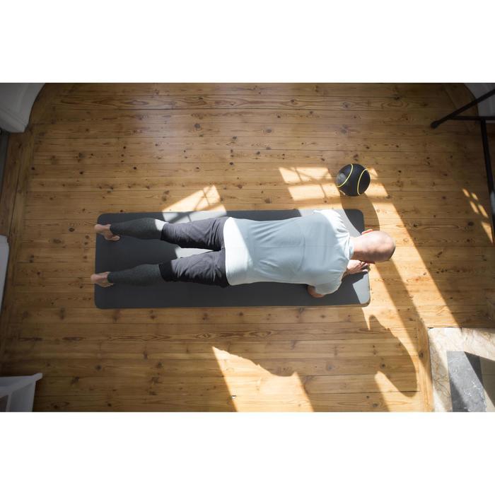 Pilates Tight 900, gym en pilates, voor heren, donkergrijs