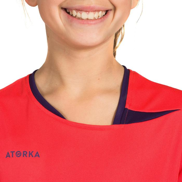 Handbalshirt meisjes H100 roze - 1316434