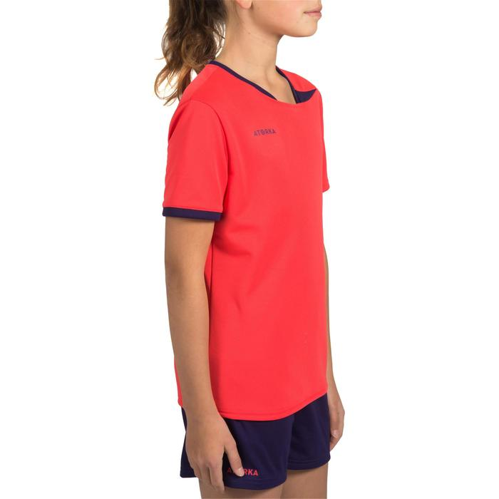 Handbalshirt meisjes H100 roze - 1316437