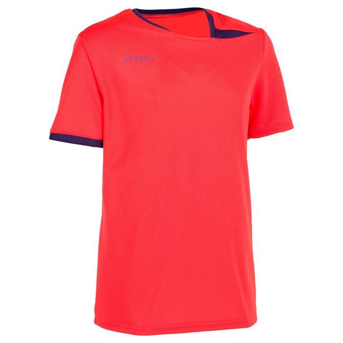 Handbalshirt meisjes H100 roze - 1316442