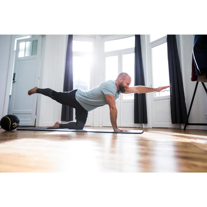Pilates Tight 900 Gym & Pilates homme gris foncé