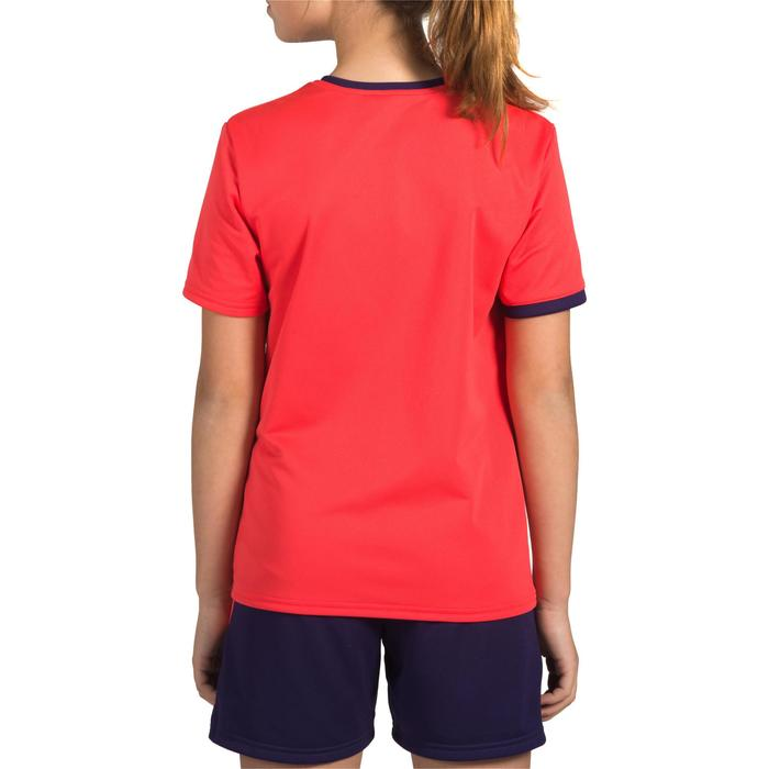 Maillot de handball H100 fille rose