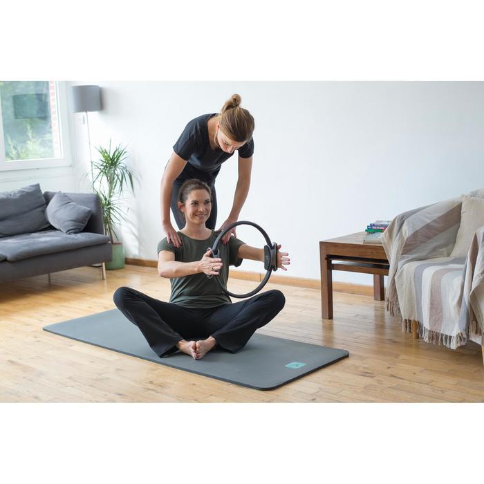 T-Shirt 900 manches courtes Gym & Pilates femme - 1316481