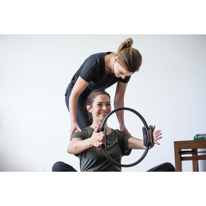 T-Shirt 900 manches courtes Gym & Pilates femme - 1316547