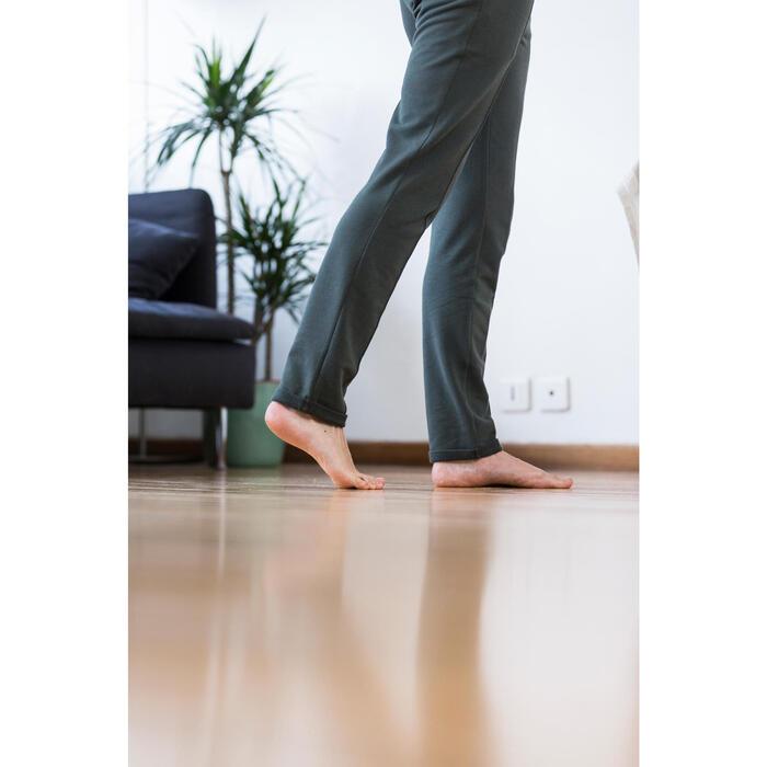 Pantalon 920 slim Gym & Pilates femme - 1316548