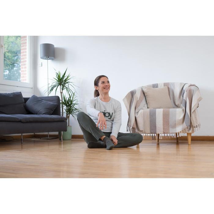 Pantalon 920 slim Gym & Pilates femme - 1316551