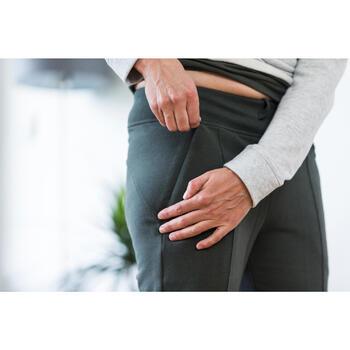 Pantalon 920 slim Gym & Pilates femme - 1316567