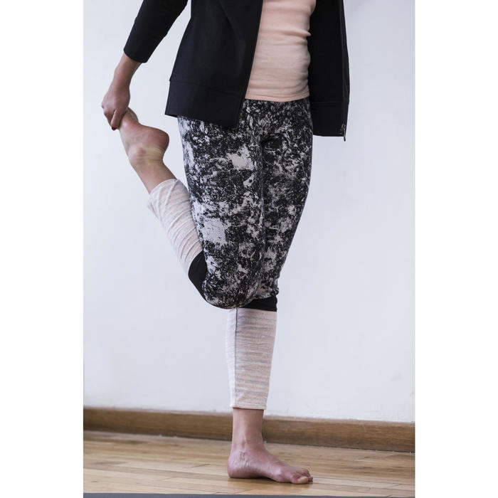 Legging FIT+ 500 slim Gym & Pilates femme - 1316573