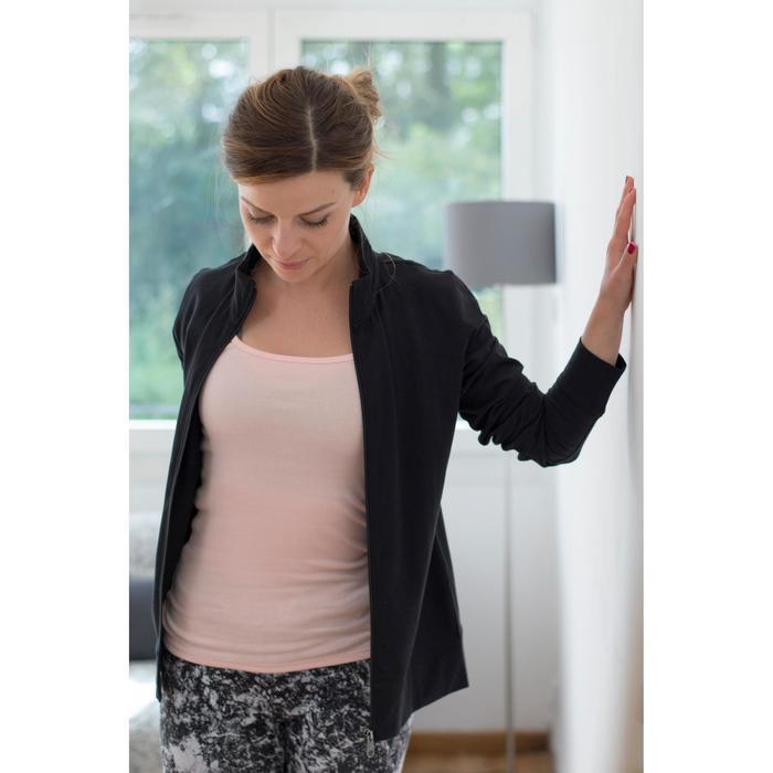 Legging FIT+ 500 slim Gym & Pilates femme - 1316596