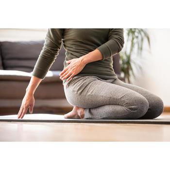 Pantalon  Gym & Pilates femme - 1316606