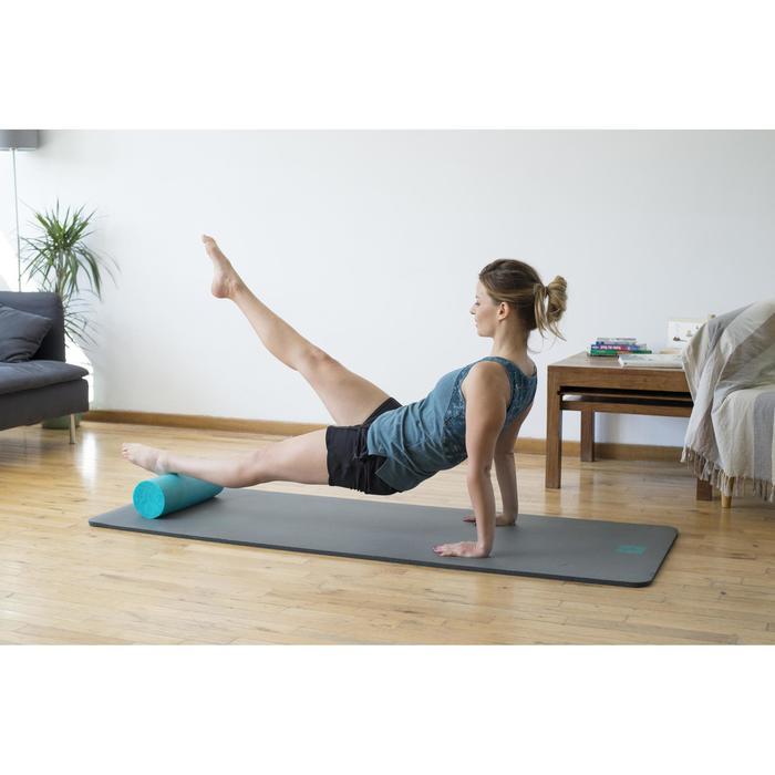 Sporthose kurz 520 Gym & Pilates Damen türkis