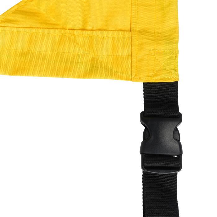 Filet de beach-volley BV700 jaune - 1316638