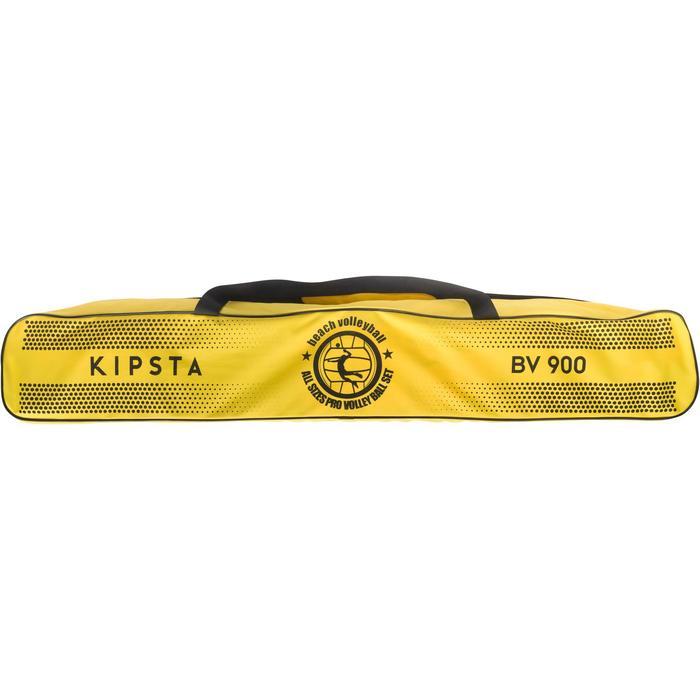 Filet de beach-volley BV700 jaune - 1316639