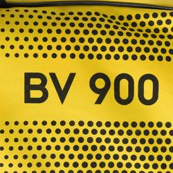 Beachvolleybalnet BV900, 8 meter breed geel