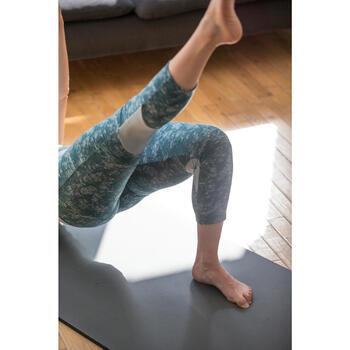 Débardeur Gym & Pilates  femme chiné - 1316812