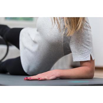 T-Shirt 520 manches courtes Gym & Pilates femme - 1316830
