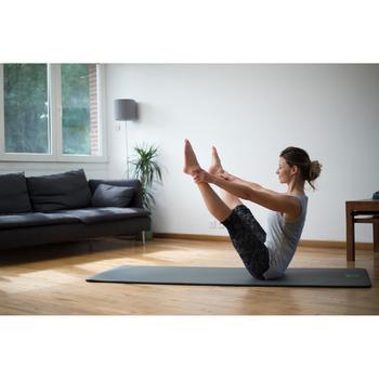 Débardeur 520 Gym & Pilates femme turquoise chiné