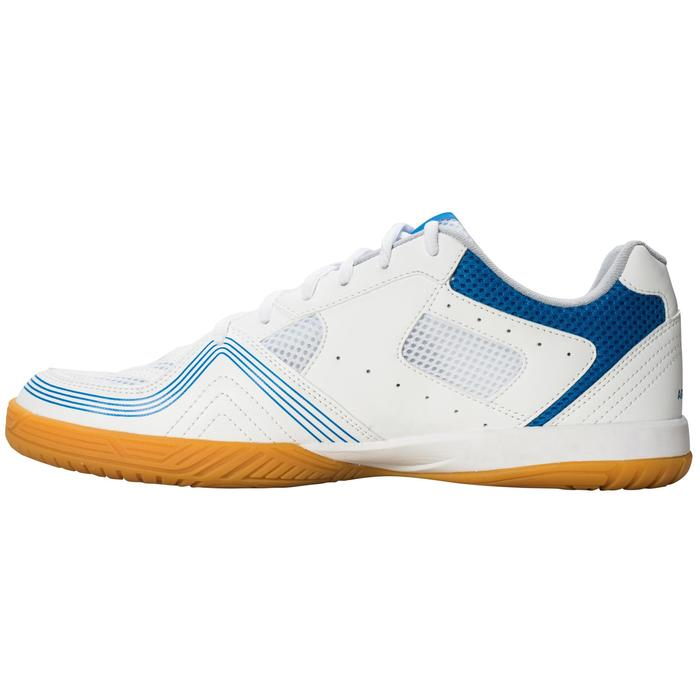 Tischtennisschuhe TTS 500 weiß