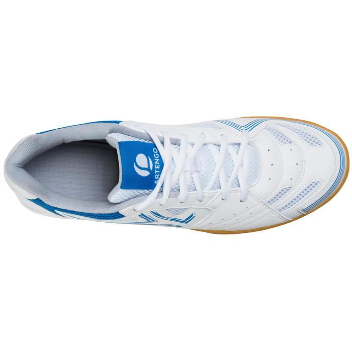 TTS 500 Table Tennis Shoes - White - 1316892
