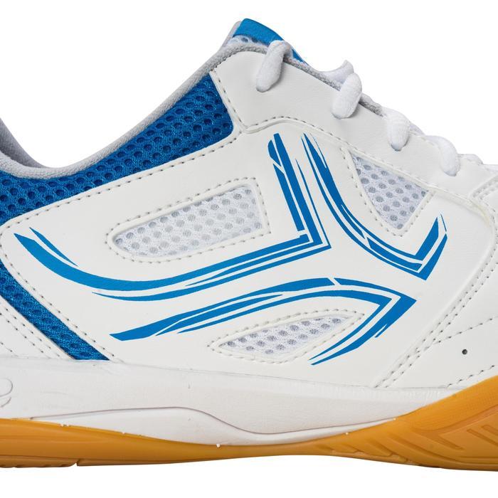 TTS 500 Table Tennis Shoes - White - 1316897