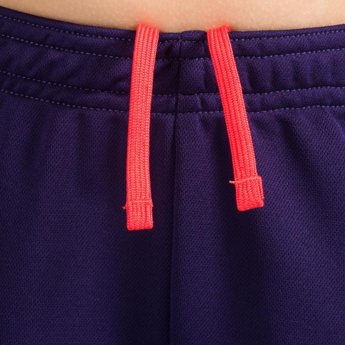 Short de handball H100 fille violet - 1316957