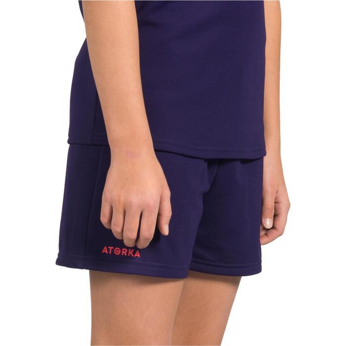Handbalbroekje meisjes H100 violet - 1316959