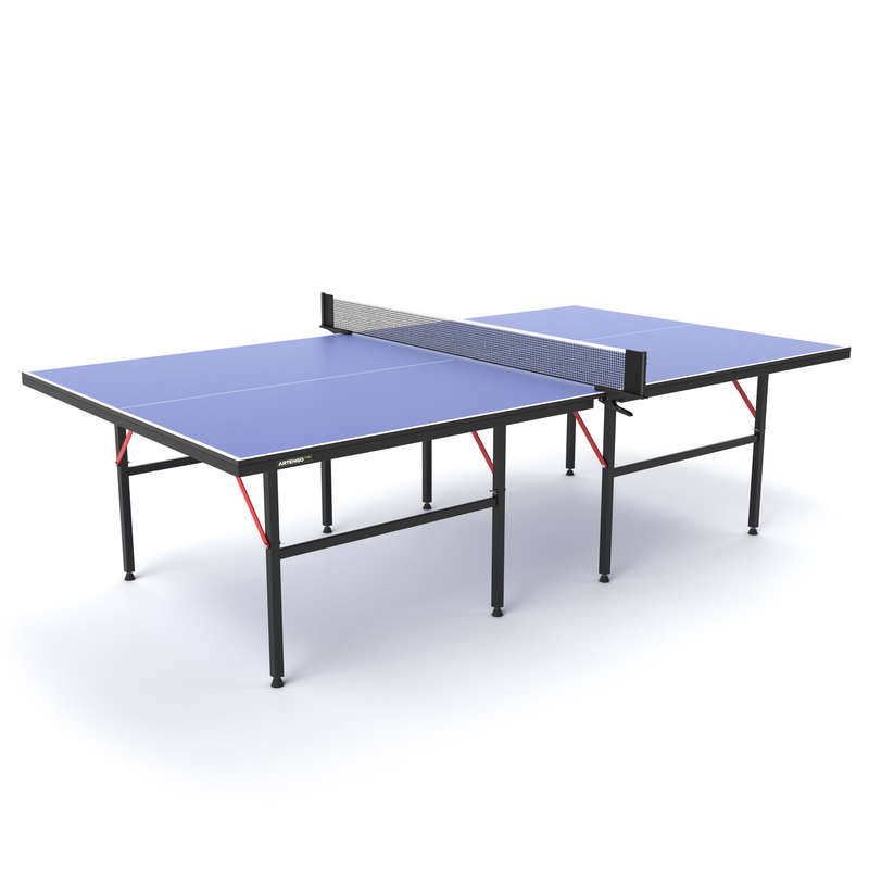 ACADEMIC TABLES - FT 720 Indoor Table Tennis Table - Blue PONGORI