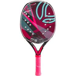 Beachtennis racket BTR 990 roze