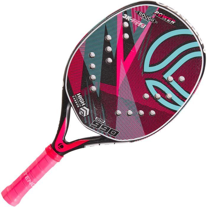 Raquette de Beach Tennis BTR 990 jaune - 1317235