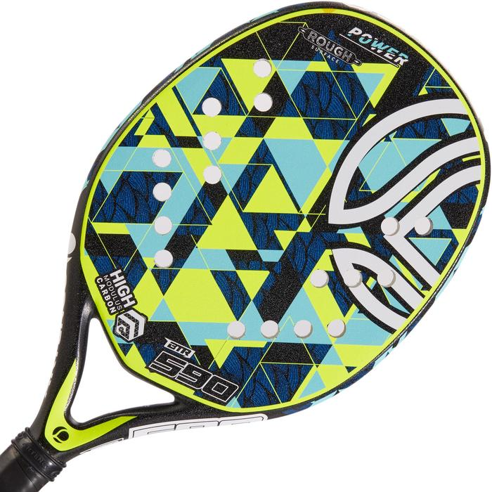 Beachtennis racket BTR 590 geel
