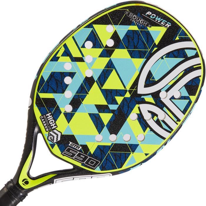 Raquette Beach Tennis BTR 590 bleue - 1317237