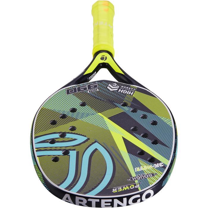 Raquette de Beach Tennis BTR 990 jaune - 1317246